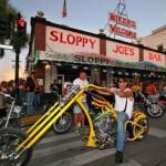 Mehr als 10.000 Biker auf den Florida Keys