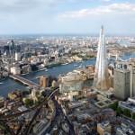 The Shard bietet famosen Ausblick auf London