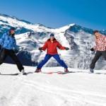 Skifahren lernen in nur drei Tagen