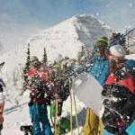 Champagne Powder im Winterwunderland Alberta