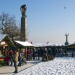 Konstanz mit größtem Weihnachtsmarkt am Bodensee