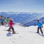 Schnee von morgen im Wallis – Skigenuß in Leukerbad
