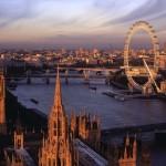 London aus der Luft: Neue Perspektiven auf die Metropole