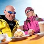 Skivergnügen auf Gletschern in Tirol