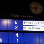 Danke, Deutsche Bahn! So schmeckt der Tod!