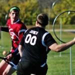 Auf die Besen, fertig, los: Großes Quidditch-Turnier in Rockford
