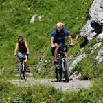 Auf zwei Rädern durch Liechtenstein strampeln: An einem Tag ein gesamtes Land erfahren