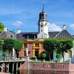 Grenzenlos Radwandern rund um Groningen
