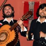 Trauben, Cueca und Rodeo: Winzer und Cowboys feiern die Weinernte in Chile