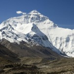 Massenauflauf am Mount Everest