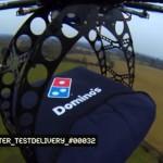 Mafiatorte im Drohneneinsatz – Pizza-Lieferung per Luftpost