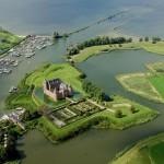 Eine Festung im Meer: Wie die Holländer Amsterdam beschützten