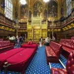 Auf ein Tässchen Tee ins britische Parlament