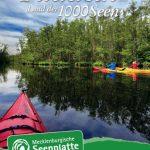 Tourismusverband Mecklenburgische Seenplatte präsentiert neue kostenfreie Paddelbroschüre