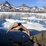 Erfrischung auf Grönländisch