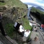 Musik im Atlantik – Summartónar Festival auf den Färöer Inseln