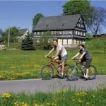 Aktiv die Oberlausitz erleben: Das Zittauer Gebirge erwandern und erradeln