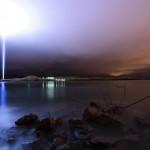 Imagine Peace Tower – Ein Turm aus Licht in Reykjavík im Gedenken an John Lennon