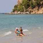 Kassandra – wo man im Herbst noch baden kann