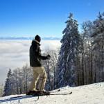 Unglaublich vielseitig: Winter in der Franche-Comté