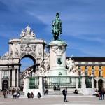 Lissabons Triumphbogen nun auch begehbar