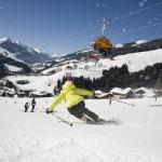 Barfuß im Schnee: Saalbach-Hinterglemm veranstaltet erstmals BERGFESTival