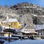 Hüttenzauber im Naturpark Zittauer Gebirge