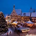 Unterwegs auf Christkindlmärkten und Lichterfesten in der Fränkischen Schweiz