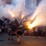 Palma de Mallorca feiert Schutzpatron San Sebastián: Die Nacht der Feuerteufel und Feste