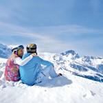 Skivergnügen auf dem Mölltaler Gletscher