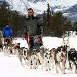 Hemsedal: Schlittenfahrt mit flatulenten Huskys