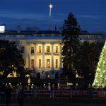 """Ein Weihnachtsbaum für die Nation: 90 Jahre """"National Christmas Tree"""" vor dem Weißen Haus"""