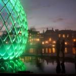 Farbenfrohes Lichterfest in Amsterdam