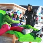 Winter auf der Turracher Höhe: Pistenbutler, Funslope und Ski-Drive-In