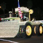 Festival of Lights Parade: Wüstenzauber zur Weihnachtszeit