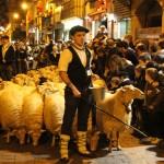 Trunksüchtiger Köhler und Wasserträger – Weihnachten und das Jahresende in Navarra