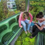Neue Skyrail-Gondeln: Atemberaubende Ausblicke auf Queenslands tropischen Regenwald