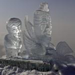 """""""ARt on Snow"""" – das Open-Air Winter-Kunstfestival im österreichischen Gastein"""