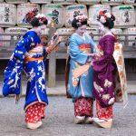 Japan zeigt sich von seiner glänzenden Seite