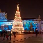 Winterzauber in Lissabon mit Weihnachtsshow und besonderem Silvesterbrauch