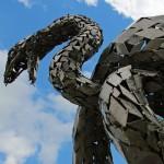 Besuch bei Nordirlands Danny Boy: Unterwegs auf dem Limavady Sculpture Trail