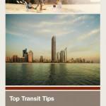 Broschüre für Stopover-Passagiere in Abu Dhabi
