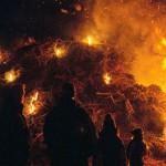 Biikebrennen auf Föhr: Insel der 14 Feuer