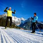 Im Tiroler Pillerseetal mit Langlauf-Profis auf den Spuren der Weltmeister
