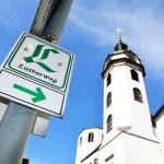 Der Lutherweg eröffnet 2014 – eine Wanderung durch Sachsen im Zeichen der Reformation