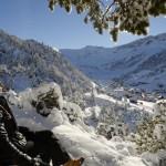 Winterzauber im Fürstentum Liechtenstein