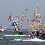 Neuharlingersiel bietet echte Fischerdorfromantik an der Nordseeküste