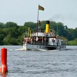Lebendige Schifffahrtsgeschichte in Lauenburg