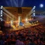 """Opera on the Beach"" – Mozarts ""Zauberflöte"" feiert Premiere am Strand"