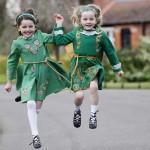 Gefeierter Todestag in Grün-Weiß – Iren in aller Welt gedenken St. Patrick